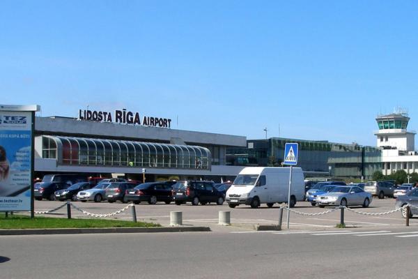 Аэропорт Риги фото