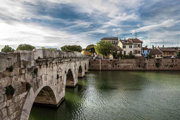 Tiberius Bridge photo