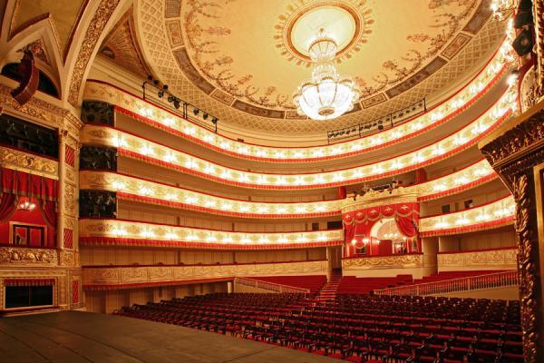 Александринский театр фото