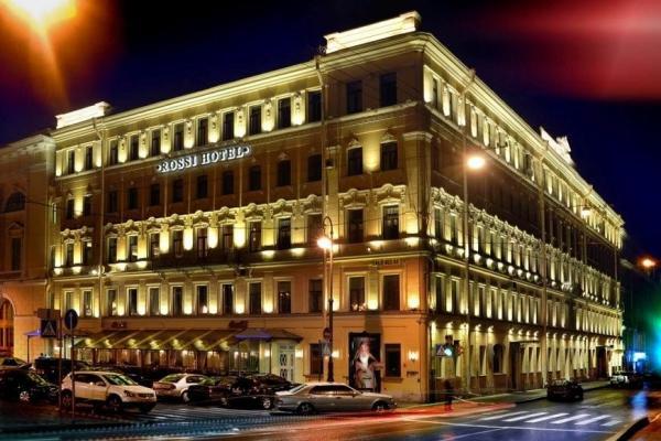 Rossi Boutique Hotel & SPA фото