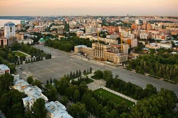 Kuibyshev Square photo