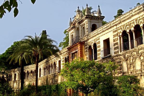 Дворец Альказар фото
