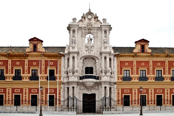 Дворец Сан-Тельмо фото