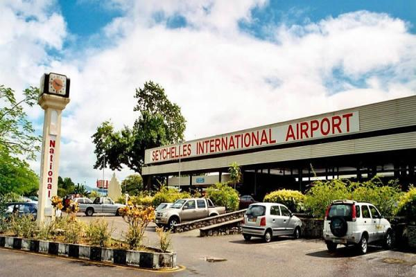 Аэропорт Сейшел фото