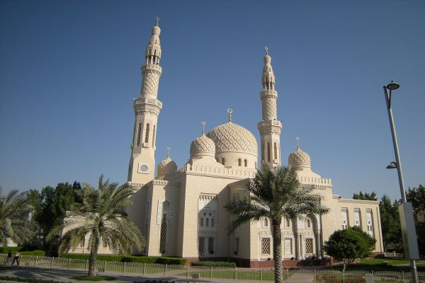 Jumeirah Mosque photo