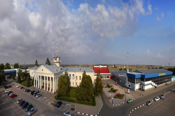 Аэропорт Симферополя фото