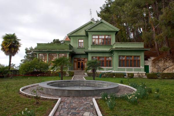 """House-Museum """"Stalin's Cottage"""" photo"""