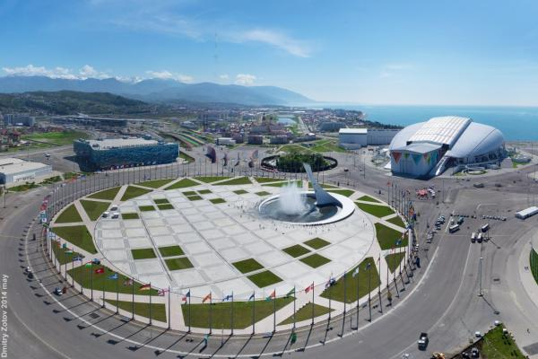 Olympic Park photo