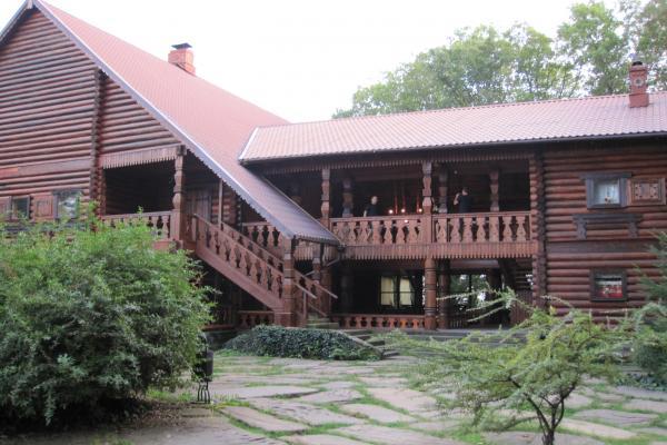 Чайные домики в Уч-Дере фото