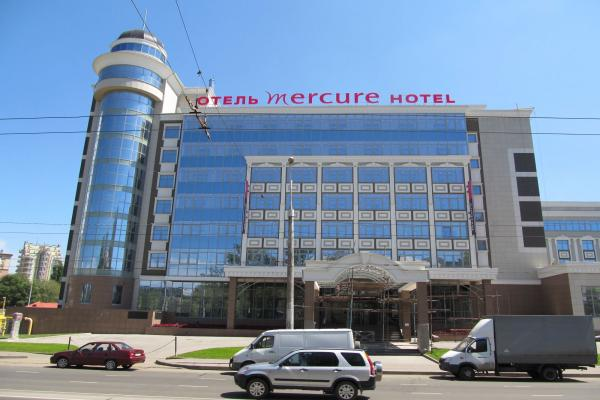 Mercure Sochi Center photo