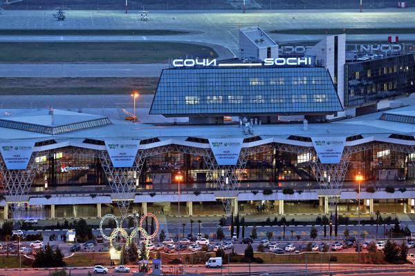 Аэропорт Сочи фото