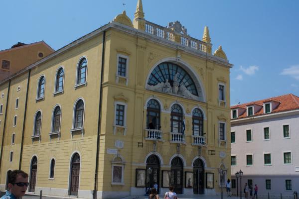 Croatian National Theater Photo