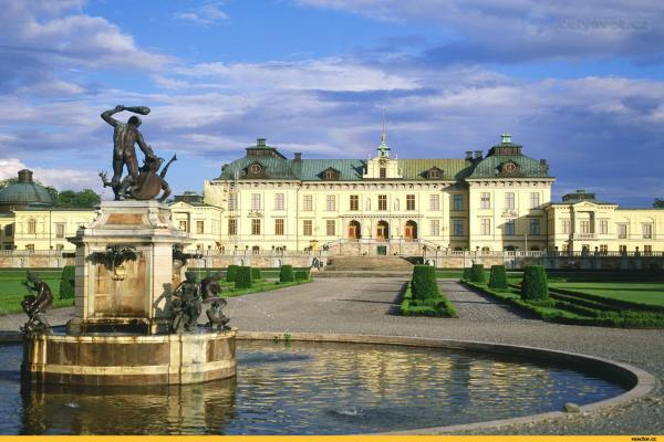 Drottningholm Palace photo