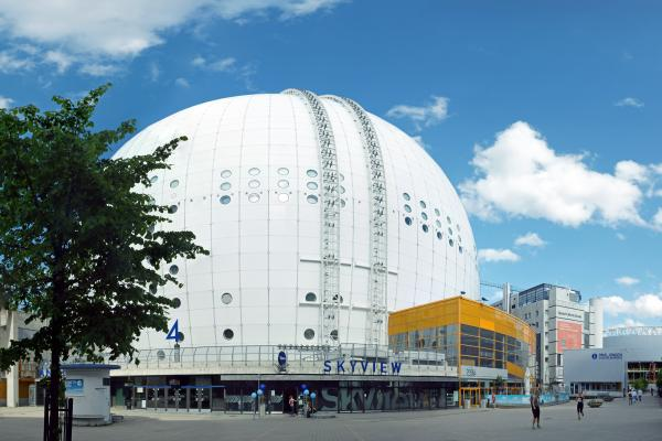 Globen Arena photo