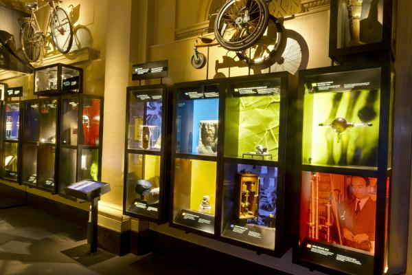 Nobel Museum photo