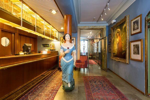 Lady Hamilton Hotel фото