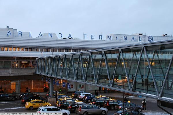Аэропорт Стокгольма фото
