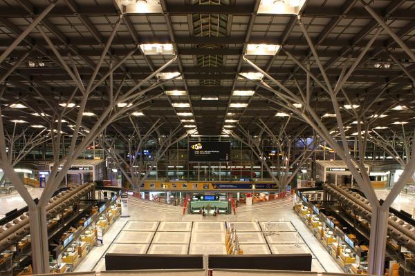 Аэропорт Штутгарта фото