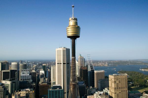 Сиднейская башня фото