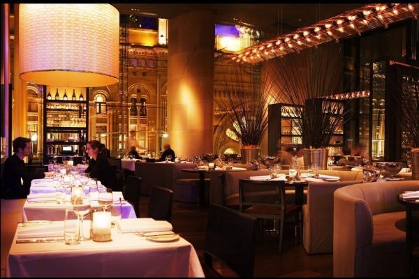 Glass Brasserie фото