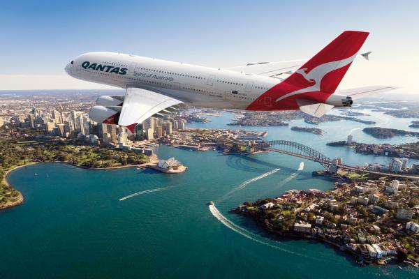 Аэропорт Сиднея имени Кингсфорда Смита фото