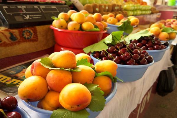 Алайский базар фото