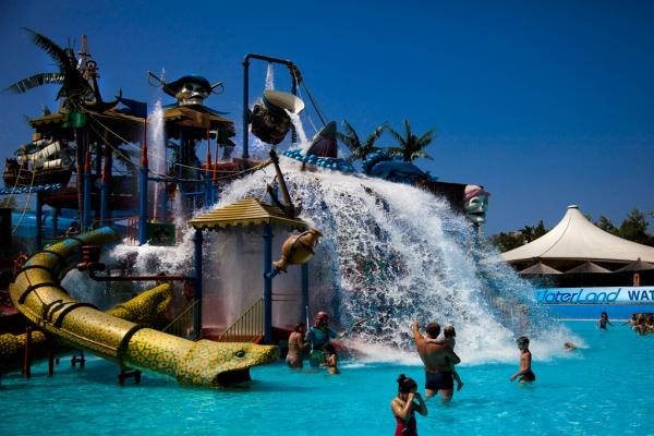 Waterpark Waterland photo
