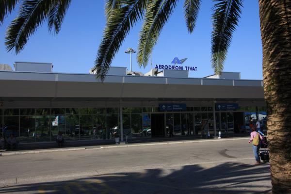 Аэропорт Тивата фото