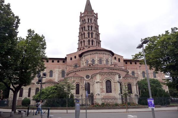 Basilica of Saint-Sernin photo