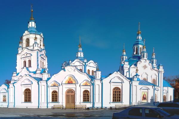 Znamensky Cathedral photo