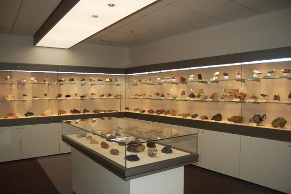 Музей геологии, нефти и газа фото