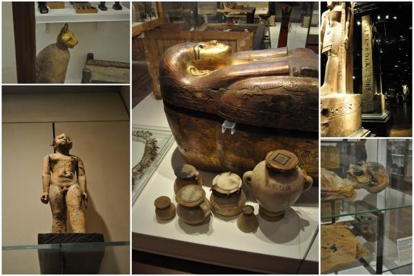 Egyptian Museum Photo