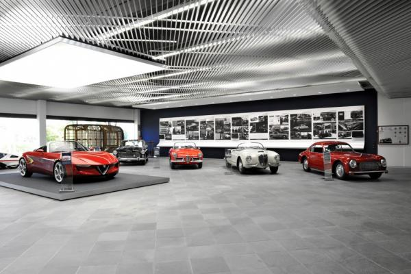 Museum of cars photo