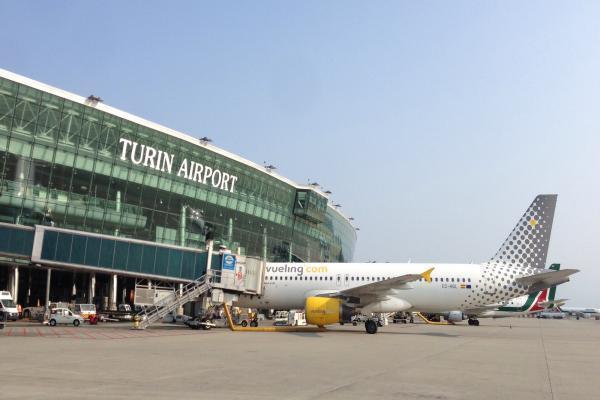 Аэропорт Турина фото
