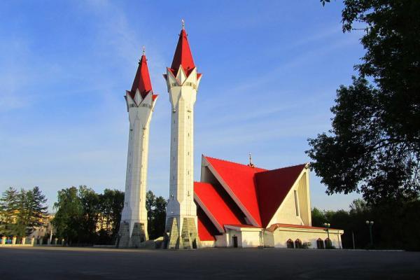 "Mosque Madrasah ""Lala-Tulip"" photo"
