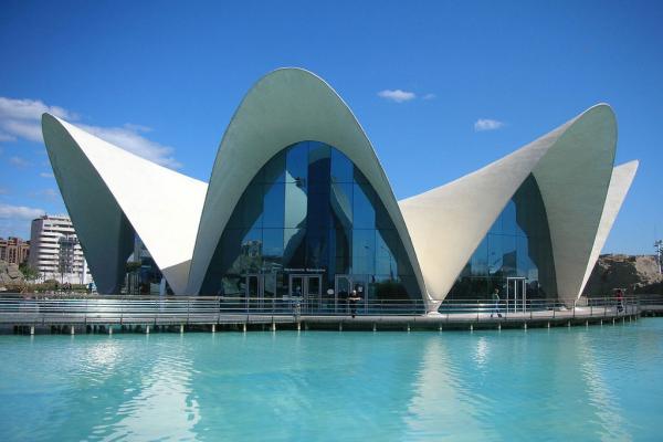 Oceanographic Center Photo