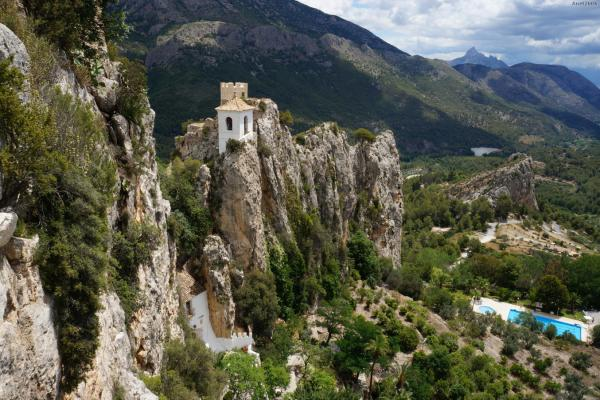 Guadalest photo