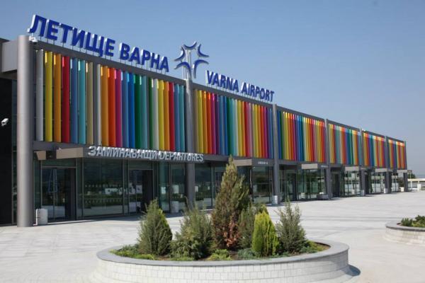 Аэропорт Варны фото