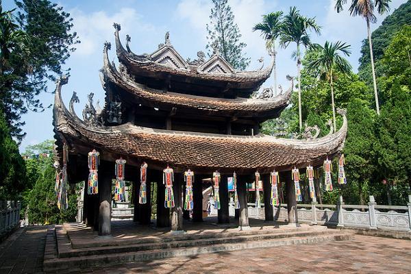 Ароматная пагода фото