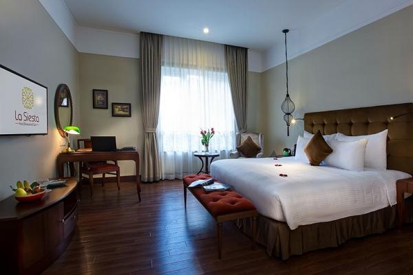 Hanoi La Siesta Hotel & Spa фото