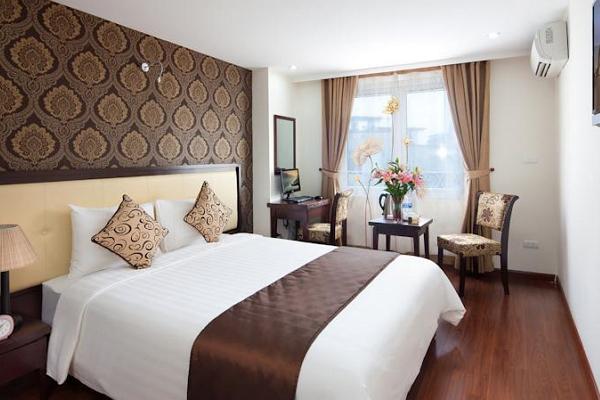 Hanoi Serene Hotel фото
