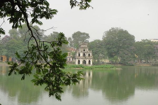 Озеро Хоан Кием фото