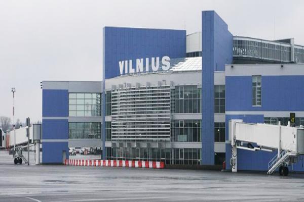 Аэропорт Вильнюса фото