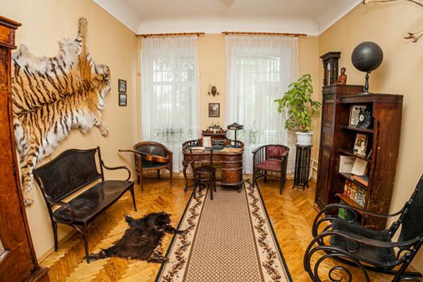 Дом-музей В.К.Арсеньева фото