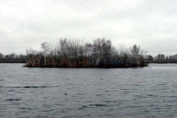 Foto de islas flotantes