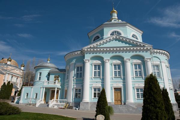Алексеево-Акатов монастырь фото