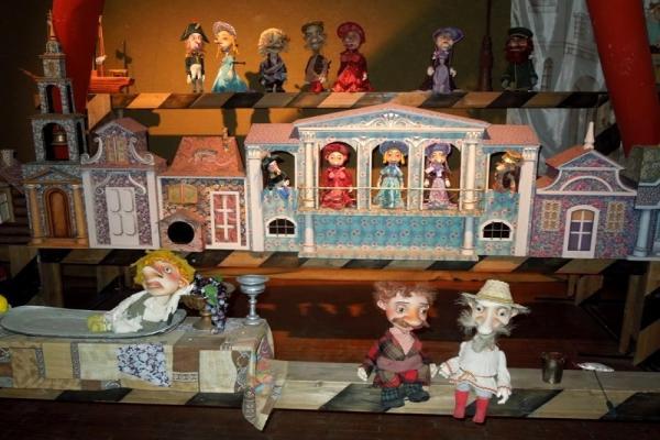 Музей театральной куклы фото