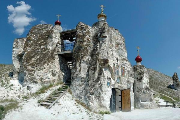 Костомаровский Спасский монастырь фото