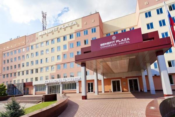 Benefit Plaza Congress Hotel фото