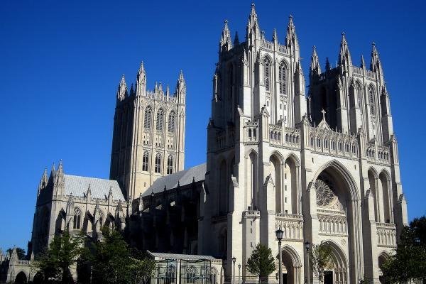 Вашингтонский кафедральный собор фото